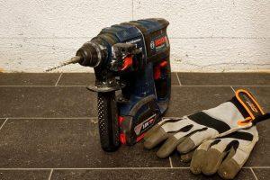 Akumulatorsko orodje izkoristimo pri kakšnih zahtevnejših nalogah